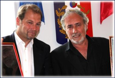 Michel Isnard Sindaco di Gorbio