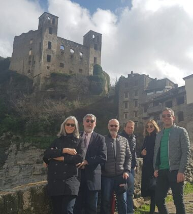 John Landis, Deborah Landis, Micharl Radforfd, Violante Placido e Peter Debruge